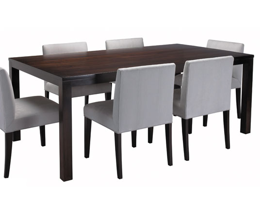 Parsons Dining Room Table West Elm Home Pinterest Home FURNITURE ...